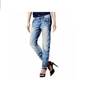 G Star Raw Arc3D Loose Tapered leg light wash jean